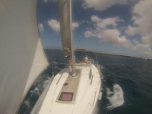 Per a vela academia náutica Lanzarote
