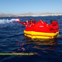 Basic Security Training course STCW in Lanzarote.